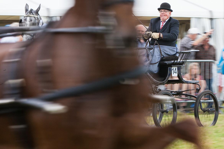 Paard springen, Sportfotograaf