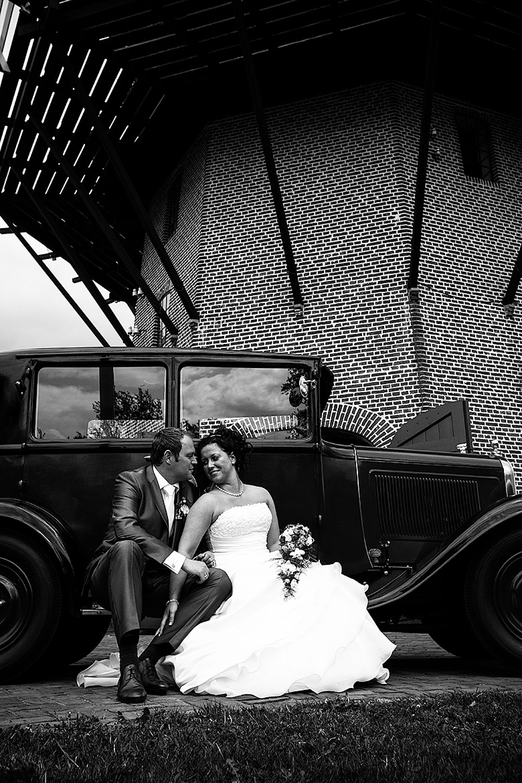Bruidsfotografie, dalfsen