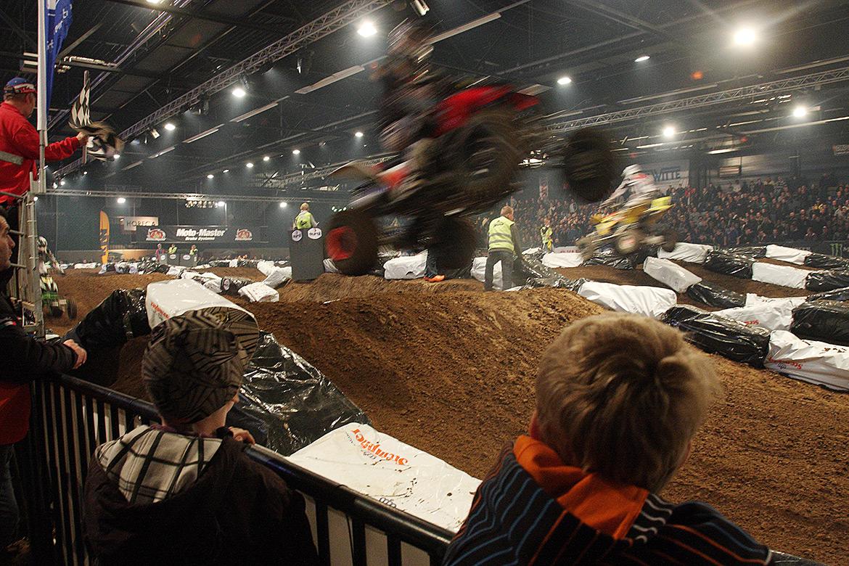 Motosportfotograaf, Sportfotografie