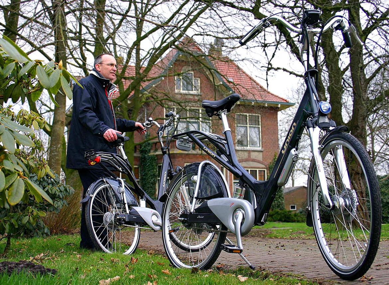 fiets, productfotografie