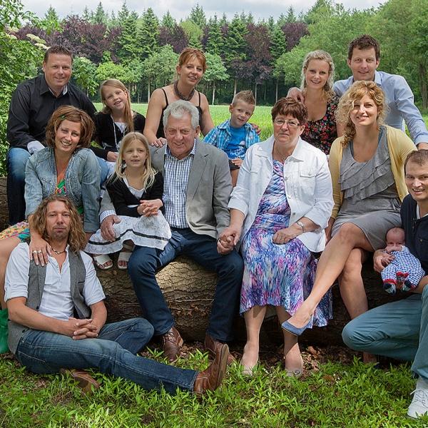 Familiefotograaf, Raalte